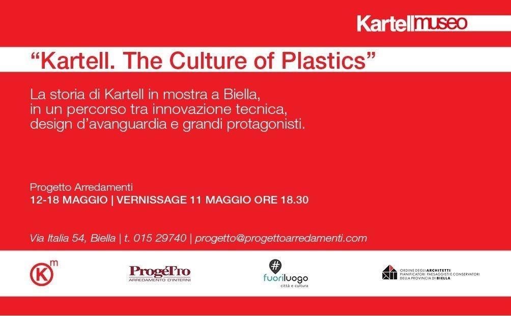 Ordine Degli Architetti Di Biella Kartell The Culture Of Plastics
